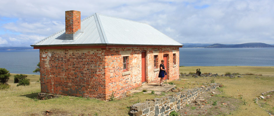 Millers cottage, Marial Island